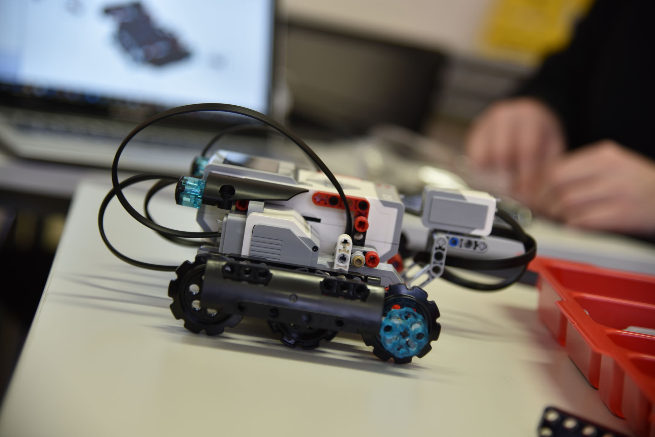 EIS-Workshop Lego EV3