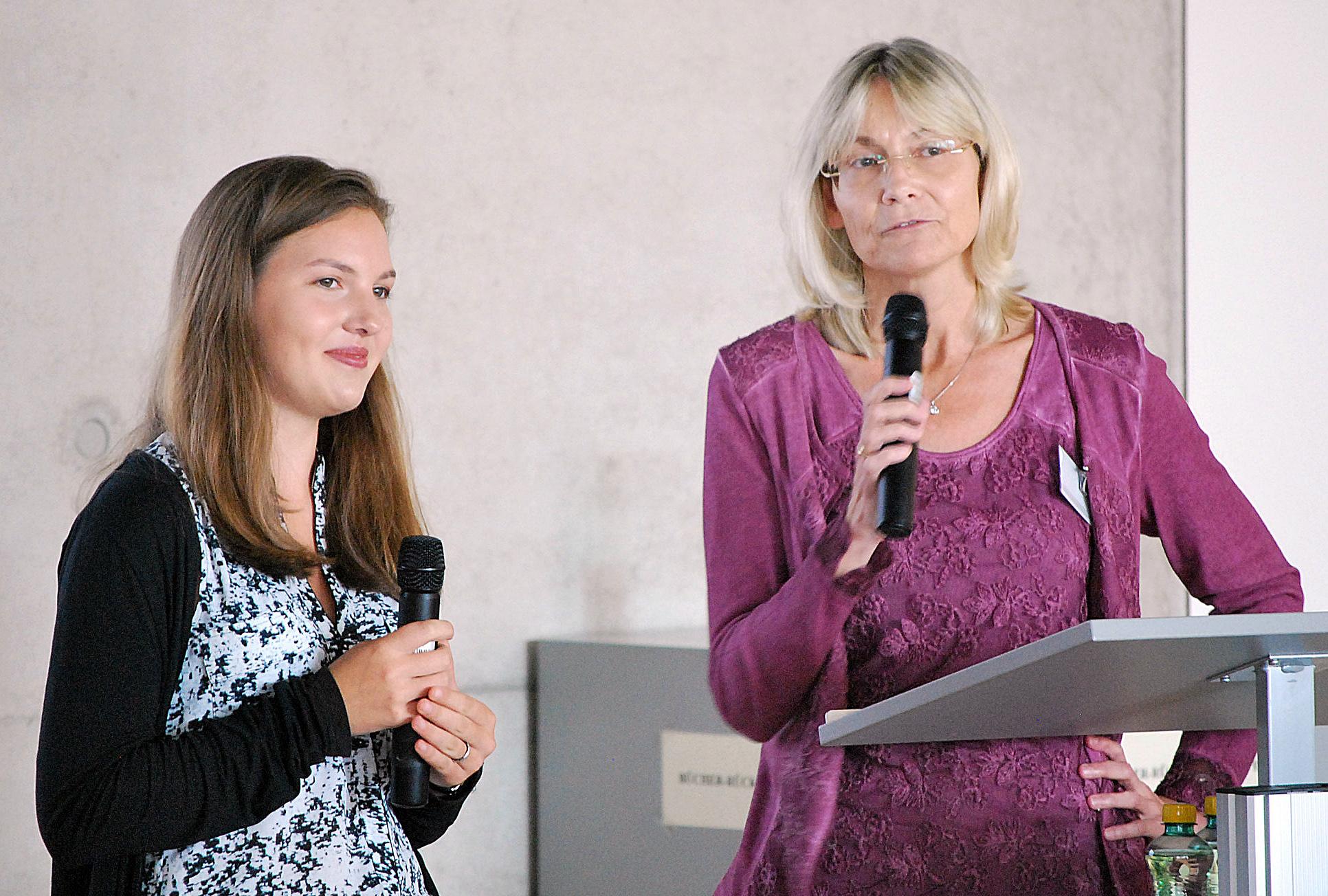 Alexandra Sperr & Astrid Krenn